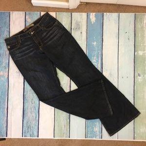 Big Star Khloe Mid Rise Trouser Jeans 32L